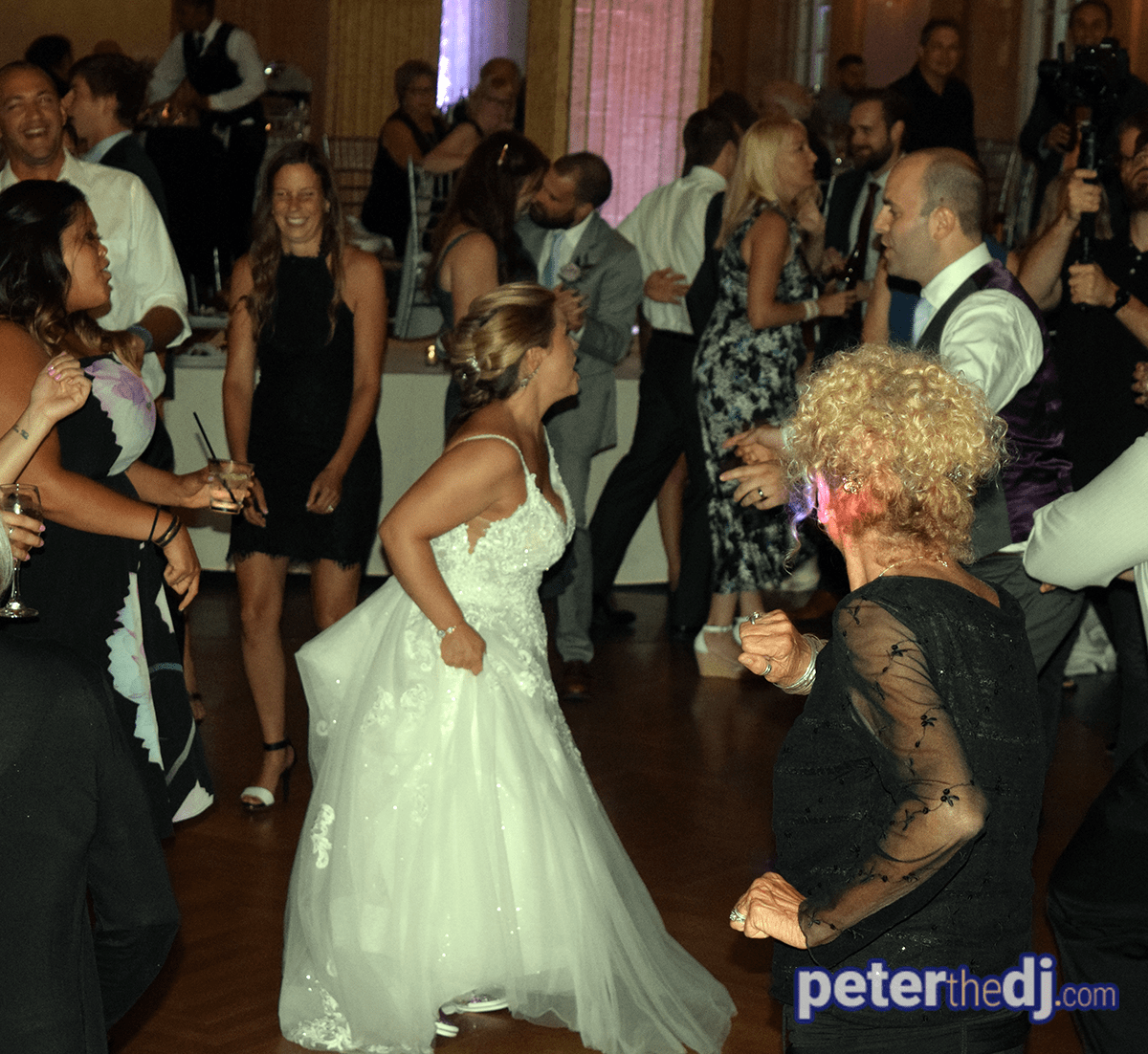 Wedding: Erin and Tim at Marriott Syracuse Downtown - Persian Terrace, 8/17/19 17