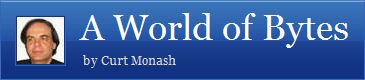A World of Bytes by Curt Monash