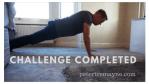 Fitness Challenge - Week 2