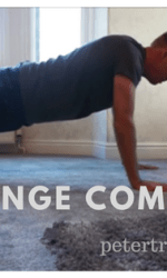 100 Push Ups and 90 Second Plank – Challenge Update