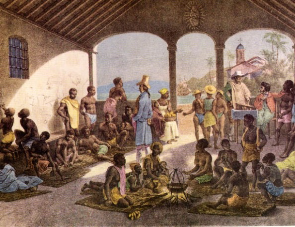 SlaveMarket