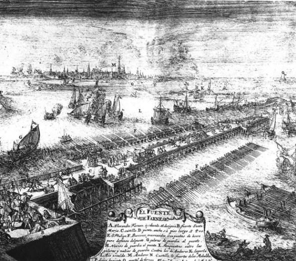 Antwerp Siege 1585