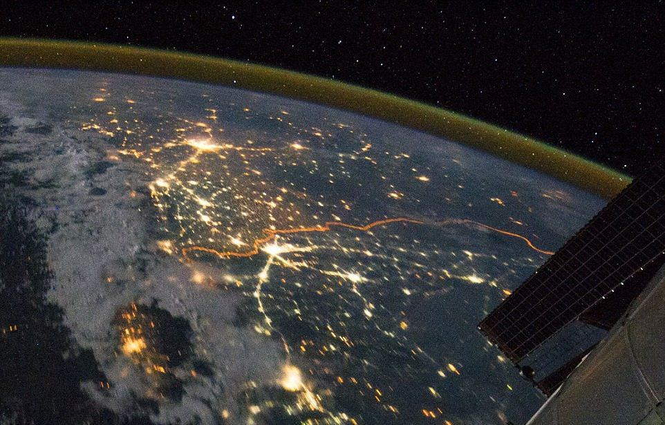 border-from-space