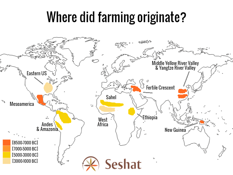 agriculture-map