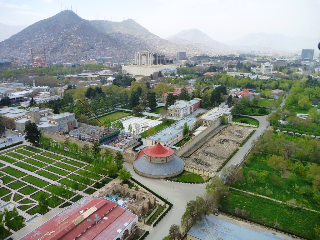 State Collapse and Nation Building in Afghanistan