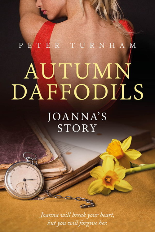 Joanna's Story Autumn Daffodils front cover