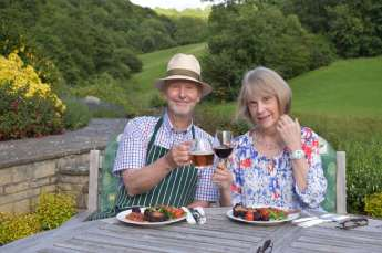 Peter and Carol Turnham