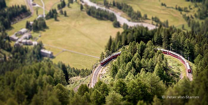 Der Bernina Express