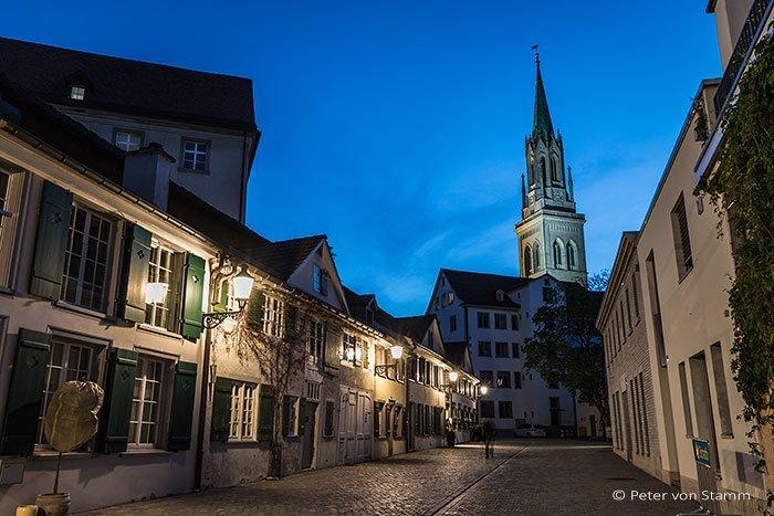 St. Gallen Klostermauer