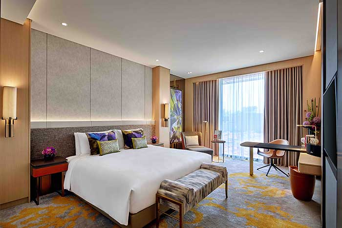 Sofitel Singapore City Centre Hotel