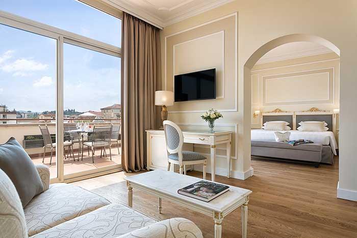 Hotel Sina Villa Medici Florence