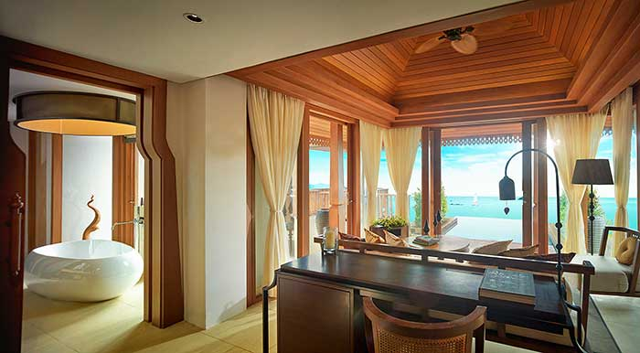 The Ritz-Carlton Koh Samui Hotel