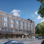 Hotel NH Hannover soll 2020 eröffnen