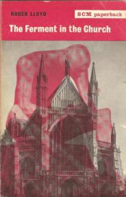 Lloyd-Ferment in the Church - cover 1964 - blog