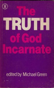 The cover of The Truth of God Incarnate