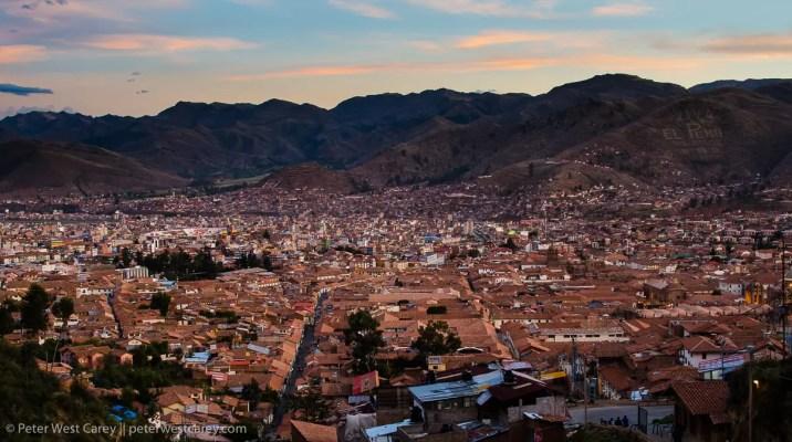 Cityscape - Cusco