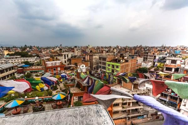 Cityscape - Kathmandu, Nepal