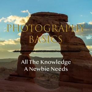 Photography Basics - Go Wide, Get Close