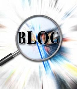 blogging focus