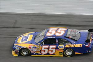 Michael Waltrip 2008 Toyota Camry