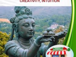 MEDITATION - IMAGINATION, CREATIVITY, INTUITION. min