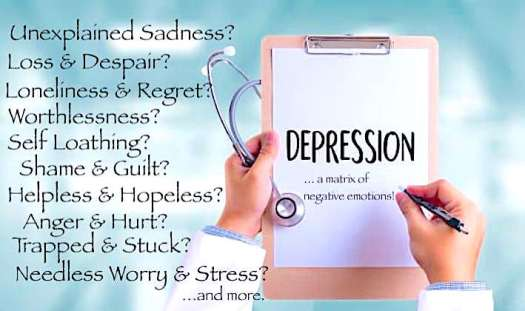 What is depression, Welcome Life Free From Depression
