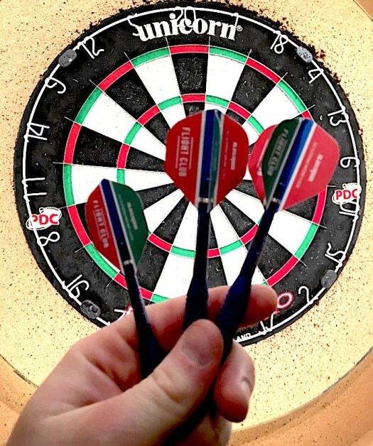 Welcome Better Darts
