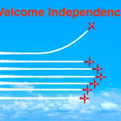 WELCOME INDEPENDENCE