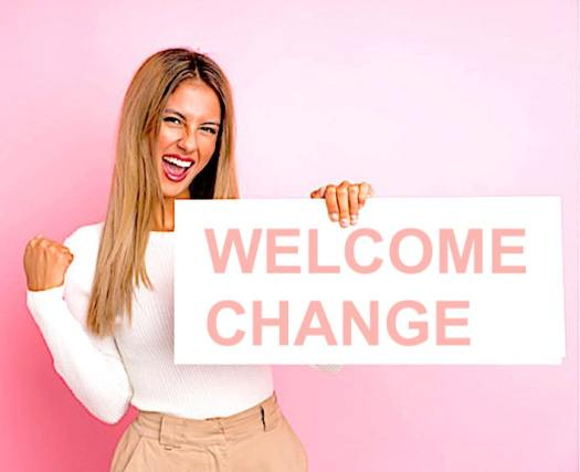 Welcome Change For The Better. min