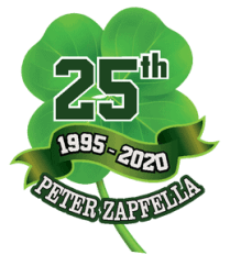 Peter Zapfella 25th Anniversary 1995-2020