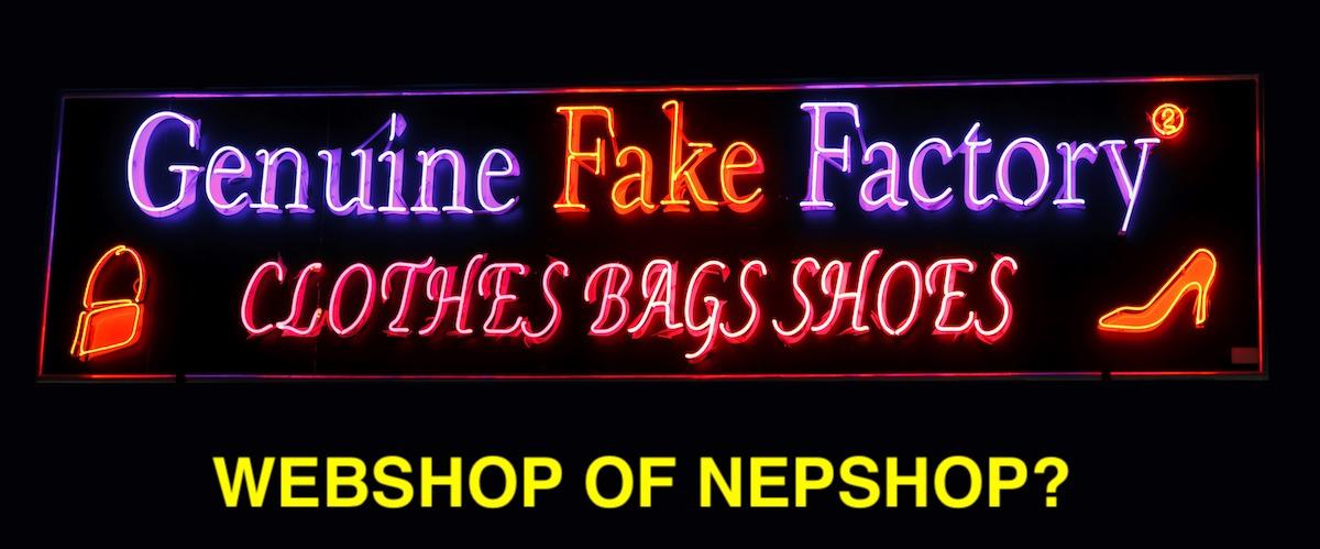 Webshop of nepshop?