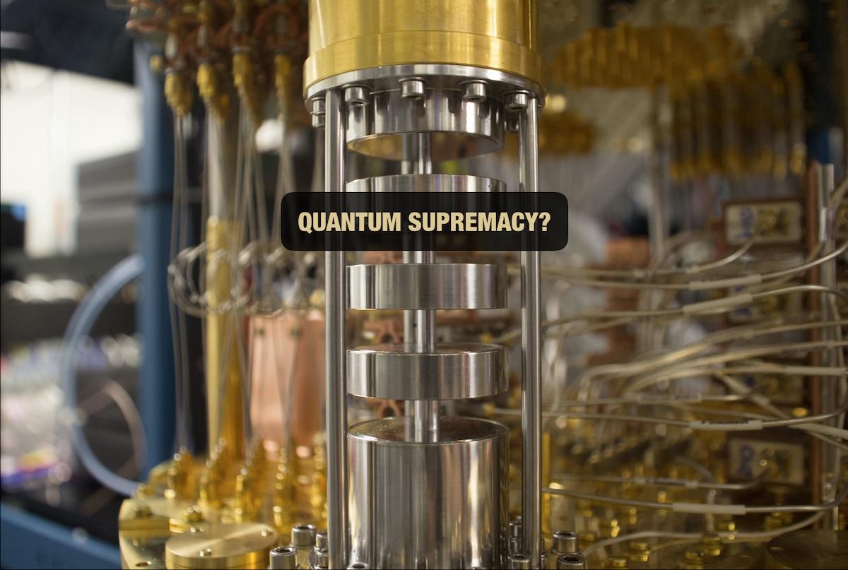 Wat is quantum supremacy, en zijn mijn wachtwoorden nog wel veilig? Door Peter Zinn