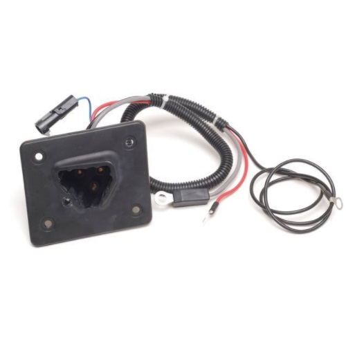 ezgo golf cart dc receptacle 48v rxv delta q powerwise charger 2008 to 2014
