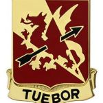 Unit Insignia of the 562nd ADA Regiment