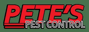 Pete's Pest Control Logo