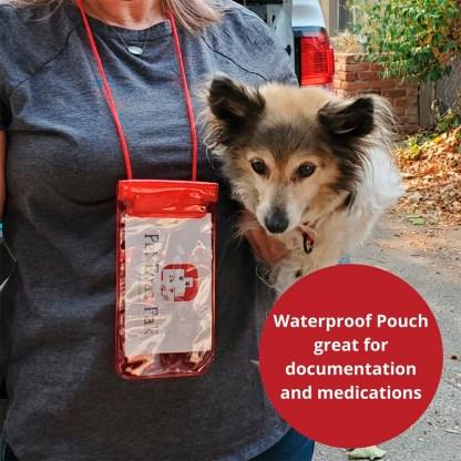 Waterproof Pouch, Waterproof phone carrier,
