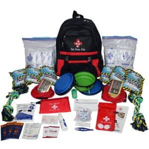Pet Evac Pak 2 Dog Emergency Kit