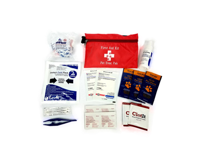 First Aid Kit for Dogs & Cats