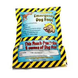 Mayday Emergency Dog Food Ration