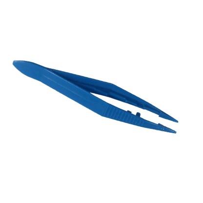 plastic tweezers, forceps