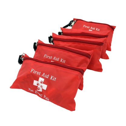 Pet First Aid Kits 5 pack, dog first aid kit, cat first aid kit