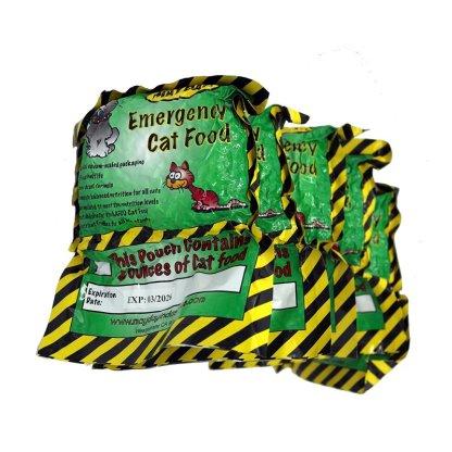 Emergency Cat Food 5 pack