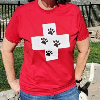 Pet Emergency Preparedness T-Shirt