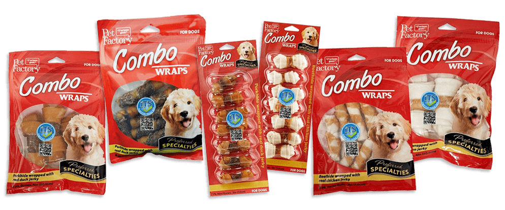 Combo Wraps