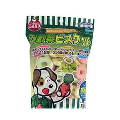 DF104 Marukan Vegetable Cookies 250g