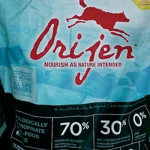 Issues with Orijen dry dog food