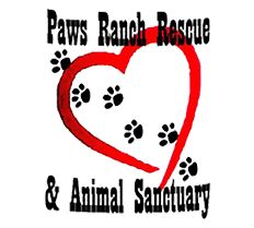 Paws Ranch Rescue and Animal sanctuary