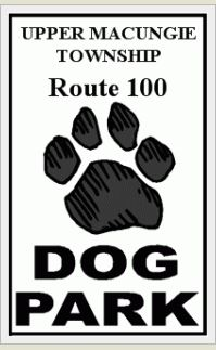 Dog Park at Upper Macungie Park (Route 100)