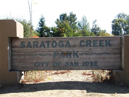 Saratoga Creek Park
