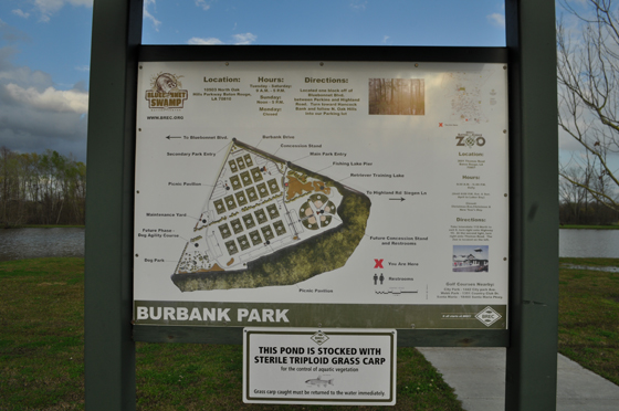 Burbank Dog Park at Burbank Sports Complex